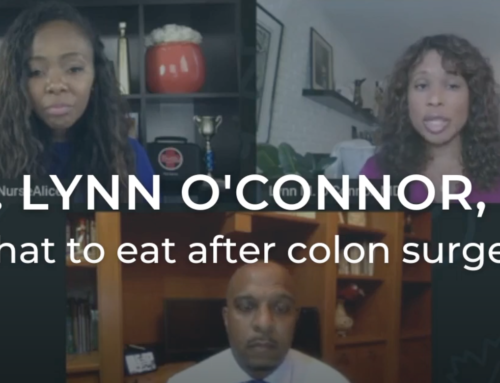 What to Eat After Colon Surgery